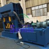 Máquina de corte da placa metálica hidráulica automática
