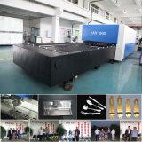 machine de découpage en métal de laser de fibre de pouvoir étendu de 1500W 2000W 3000W