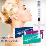 Injections d'acide hyaluronique pour acheter le remplissage de languette de Derma