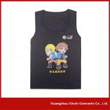 広州の工場製造の長い袖のRaglanの女性のTシャツ(R85)
