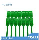 Sicherheitsmaßnahmen-Plastikdichtung mit dem Metall ziehen, das sperrt Blatt (YL-390T)