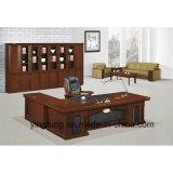 Büro-Möbel-Chef-Manager-Schreibtisch-leeres Anfangsetikett Yf-2601