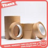 Alto Límite Elástico impermeable de cinta adhesiva de papel Kraft
