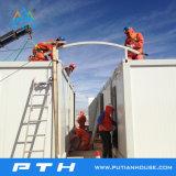 Сборные дома 20-футовом контейнере для модульного дома проект строительства