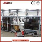 Empaquetadora automática para la línea de relleno líquida en China