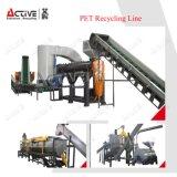 De aangepaste van het Huisdier van het Afval Plastic het Wassen en van het Recycling Lijn van het Recycling van de Machine
