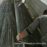 Granito gris Polished de Nero Santiago para los azulejos de suelo/que pavimentan