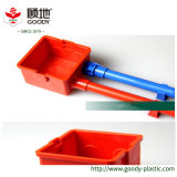 Boa tubulação elétrica do PVC da resistência de corrosão 20mm