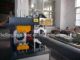 Máquina semi automática del PVC Belling/máquina de Socketing