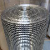 1/2''x1/2''углеродистой стали оцинкованной сварной проволочной сеткой