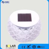 Lumière en verre solaire de choc de silicium non cristallin gentil de qualité