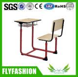 Estudiante de madera combinada de escritorio para el aula (SF-90S)