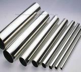 Pipe 201 304 en acier soudée par métal rond décoratif de bonne qualité
