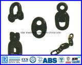 Морской Anchor цепь для черной краской для судна