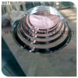PVB 12.38mm Sgp/Effacer le verre trempé pour balustrades/piscine Fencings/grilles