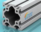 Industriële Fabrikant 6063 CNC van het Profiel van het Aluminium Prijs 8080 van de Uitdrijving van het Aluminium van de Groef van T