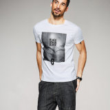 T-Shirtswhite 보통 백색 100%년 면 도매 중국
