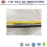 Condutores de fábrica de polipropileno virgem Jumbo Big Bag a granel de PP