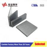 De wolfram Gecementeerde Strook en de Staaf van de Platen van het Carbide