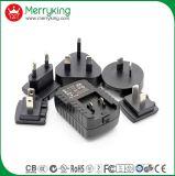 Precio al por mayor 5V 2A intercambiables Adaptador de corriente USB de 5V 10W Cargador Universal USB Adapter