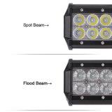 Professionele LEIDENE van 9 Duim 54W CREE Lichte Staven voor Vrachtwagens