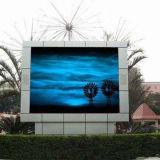 El brillo de alta resolución de la Junta digital de vídeo pantalla LED de Exteriores P16