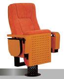 Hongji PU-Leder und verlangsamen Rückholfunktions-Armlehnen-festes Holz-Stuhl