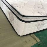 Luxury Innerspring King size com colchão híbrido confortável colchão de espuma de alta densidade (305#)
