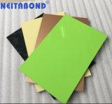 1500*3050mm PVDF PE Painel Composto de alumínio com Cor Pantone