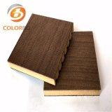 Finement Micro-Perforated transformés en bois Panneau acoustique