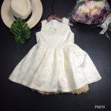 Nouvelle robe de princesse été robe robe à bretelles pour enfants 2018