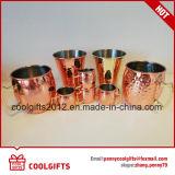 12oz en acier inoxydable Mint Julep Mule de Moscou de cuivre CUP