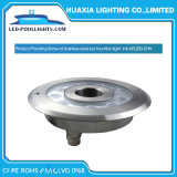 27W de protección IP68 de color RGB LED de alta potencia LED resistente al agua bajo el agua fuente de luz