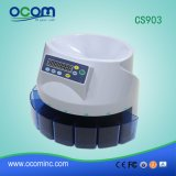 8 조정가능한 Holeders CS903를 가진 동전 분류하는 사람 카운터 기계