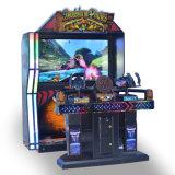 De Spelen die van het Kanon van de Simulator van de Piraat van Deadstrom voor Volwassen Spelen ontspruiten