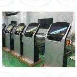 Publicidade de Chão Com display LCD de 43 polegadas de ecrã táctil Kiosk