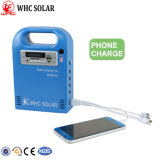 Whc Hogar Energía Solar Kit con radio FM (en las existencias)