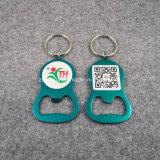 Catena chiave del metallo su ordinazione, anello portachiavi, metallo Keychain apri per il regalo di promozione (TH-06024)