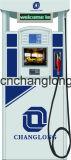 給油所のための単一のノズルの燃料ディスペンサー