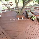 Balkon-im Freienbedeckung-Farben-Gewinn-HolzDecking