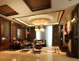 Matériau décoratif décoration Co-Extrusion étanche résistant au feu d'administration (AA20)