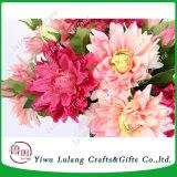 Al Soort de Pioen van de Kunstbloemen van de Verkoop van de Fabriek van Kleuren voor Decoratie