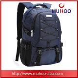 Blue viagens/Caminhadas/Camping Mochila Laptop Bag para homens