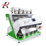 販売のための一義的な情報処理機能をもった豆カラーソート機械