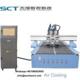 De houten CNC Machine van de Gravure, CNC de Snijders van de Router voor Plastic Acryl