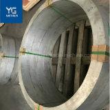 Анодированный поддельных раунда толстая стенка большого диаметра трубопровода из алюминия