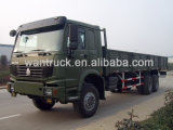 Sinotruk HOWO 6X6 371n4647 de HP1257Zz Camión camión