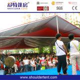 Tente imperméable à l'eau chaude d'événement pour 1000 personnes avec le tissu blanc