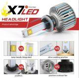 Farol de leds cree 880/881 branca Xenon 80W para luz baixa