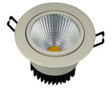 10W diodo emissor de luz Downlight do diodo emissor de luz Ceiling Light COB